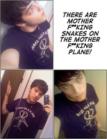 SNAKES On A Plane by LukeStrife5