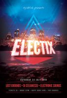 Electix Flyer by styleWish