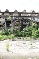 Industrial decay Stock 102 by Malleni-Stock
