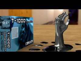 T-1000 Home Edition by saberrider