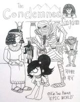 The Condemned Kingdom by komi114