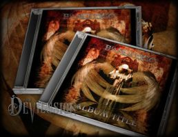 Cover Art 23:5 ''Jewel-cases'' by D3vilusion
