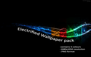 Electrified Wallpaper pack by mprox