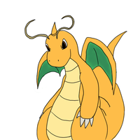 Angry Dragonite is Angry by Retsy