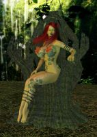 Poison Ivy by Chup-at-Cabra