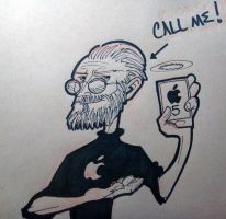 RIP Steve Jobs by soggygrits