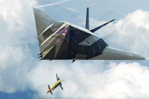 F-117 by Panzer-lifeNG