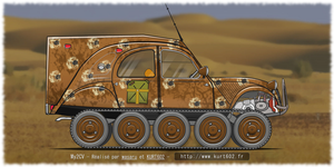 Very Light Armoured Division by truemouse