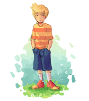 Lucas by PastelWing
