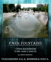 Park Fountains by bonbonka