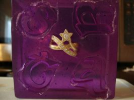 Shooting Star Soap by butterflypromqueen