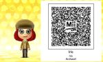 Tomodachi Life QR: Iris Archwell (Monster Manor) by Duskus