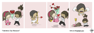 Valentines Day Massacre By Kei by toki-yo
