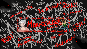 Markiplier Channel Art by Bleu-Dragon