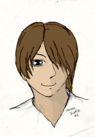 anime justin 2 colored by jadisofeternity
