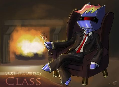 Crush Kill Destroy Class by Wildy71090