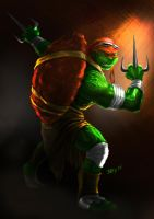 Raph by metooh