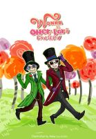 Wonka and Once-ler's Factory by amoykid
