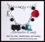 Alice Bracelet by alternativeicandy