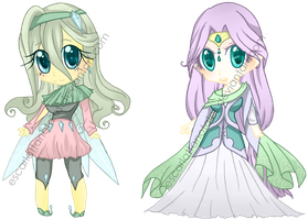 :ADOP: Fairy Tales Girls CLOSED by EscarlattaNoTales