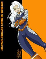 Rose Wilson: The Ravager by Inspector97