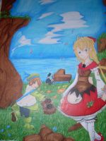 Eternal sonata ::DONE:: by Pawky-san