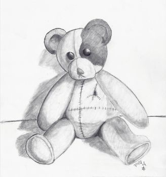 Otto, the Autobiography of a Teddy Bear by sachiko394