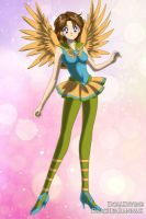 Sailor Flore by winxgh