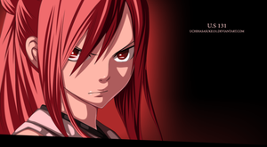 Erza Scarlet - Coloring by Gray-Dous