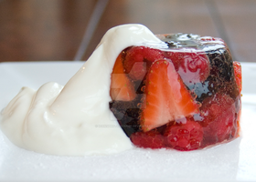 Summer Fruit Jelly by iconsPhotography