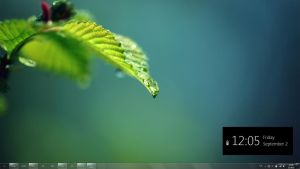 Win8 Clock by Shimmi1