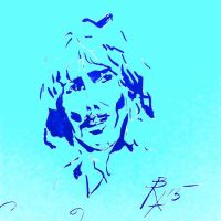 George Harrison by NausetSouth