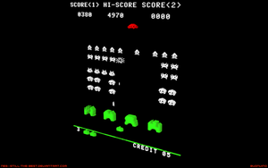 3D Space Invaders by NES--still-the-best
