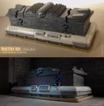 Call of Duty:  Mystery Box (Origins) Miniature by faustdavenport