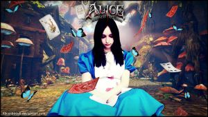 Alice: Madness Returns by AlicexLiddell