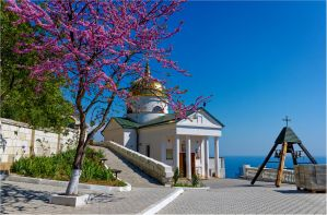 Crimea... _17_ Svyato Georgievsky Monastery... by my-shots
