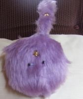 Upcycled lumpy space princess themed earmuffs by chaobreeder16