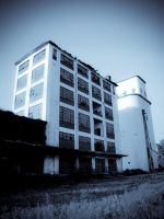 Outside Flour Mill by jaded-ink