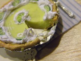 Key Lime Pie -Details- by sonickingscrewdriver