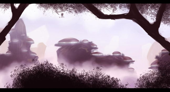 1 hour speed paint - 1 by CheungKinMen
