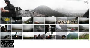 Bromo Trip 08' by denzmixed