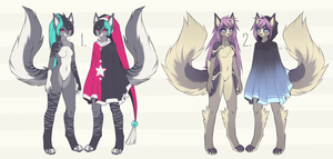 Capes! Adoptables - [CLOSED] by Siraviena
