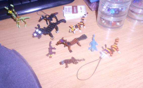 Bead Pets by That-there-pony-gal