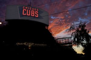 Wrigley Skies by sfmoe