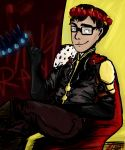 Red King Ray (GIF) by radionotactive