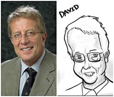 david quick caricature by Officialpoypoy