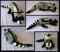 Redemption Civet by Sariti