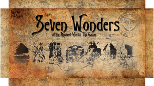 7 Wonders of the Ancient World by brendan531
