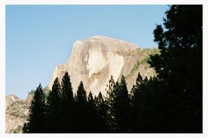 Half Dome by Captain-Planet