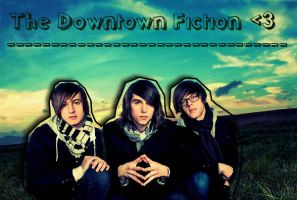 the downtown fiction by abbygail14